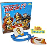 What Am I? The Quick Question Game, That Everyone Knows But You! A Fun Group Playing Game That Will Have Everyone Laughing and Enjoying.