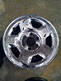 17 INCH 03 04 05 06 07 08 FORD F150 F 150 EXPEDITION OEM STEEL CHROME CLAD WHEEL RIM 3518 3576