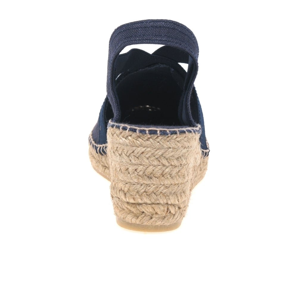 Toni Pons Women's 'TER' Fabric Espadrille M|Navy B01M27CML2 37 (US 6.5-7) M|Navy Espadrille Linen 1f986f