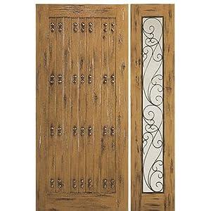 Knotty Alder Rustic and Mediterranean Door SW-63-1-52-2 - AAW Doors Inc.  sc 1 st  Amazon.com & Knotty Alder Rustic and Mediterranean Door SW-63-1-52-2 - AAW ... pezcame.com