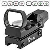 Best Airsoft Scopes - CVLIFE 1X22X33 Red Green Dot Gun Sight Scope Review