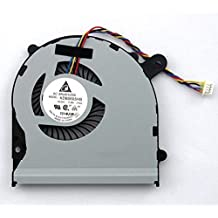 New CPU Cooling Fan Compatible for Asus S400 S400C S400CA S400E X402 X402C X402E X402CA F402 F402C F402CA F502 F502C F502CA X502 X502C X502CA S500 S500C S500CA