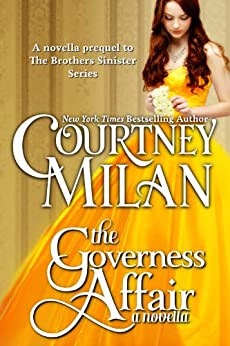 The Governess Affair (The Brothers Sinister) by [Milan, Courtney]