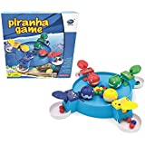 S&S Worldwide Pig Out Piranhas Game
