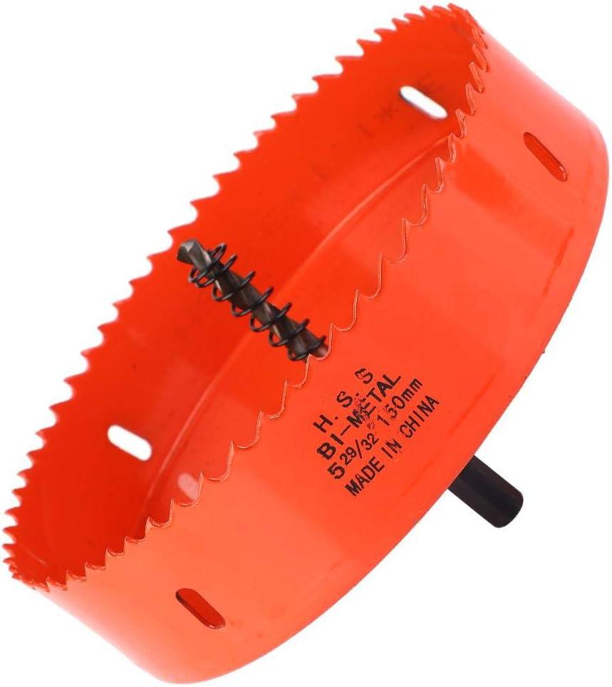 FTVOGUE Scie Cloche Coffret M42 bi-m/étal trou a vu tr/épan de coupe coupe foret pour t/ôle en bois en plastique 155mm