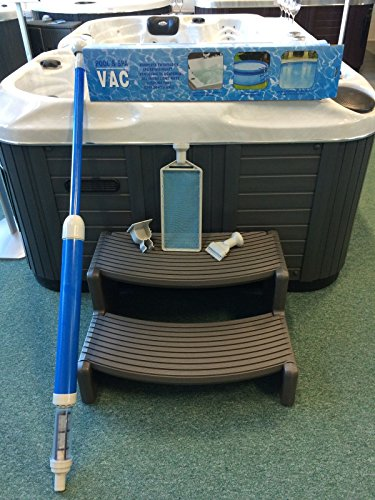 Pool & Spa Vac Hot Tub Spa Pool Vacuum