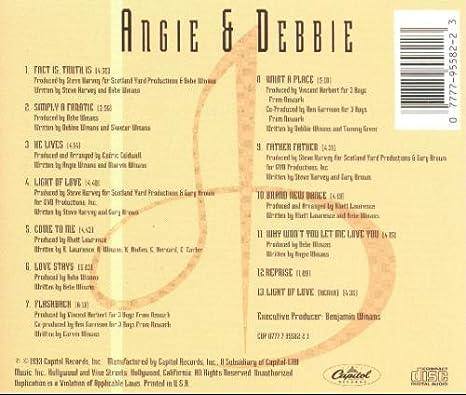 Angie & Debbie