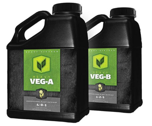Heavy 16 VEG A & B Set - 2.5 Gallon (10 Liter)