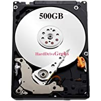 500GB 7200rpm 2.5 Laptop Hard Drive for Dell Studio 1435 1440 1450 1457 1458 14z 15 1535 1536 1537 1555 1557 1558 1569 15z 17 1735 1737 1745 1747 1749 Laptops