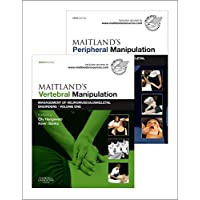 Maitland's Vertebral Manipulation, Volume 1, 8e and Maitland's Peripheral Manipulation, Volume 2, 5e (2-Volume Set): Management of Musculoskeletal Disorders - Volumes 1 & 2