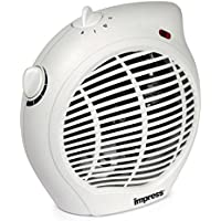 Impress IM-703 1500-Watt Space Heater with Adjustable Thermostat