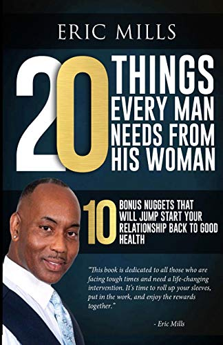 Pdf Self-Help 20 Things Every Man Needs From His Woman
