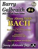 Barry Galbraith # 4 - Play-A-Long With Bach (Jazz Guitar Study)
