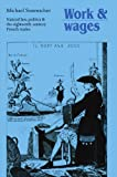 img - for Work and Wages: Natural Law, Politics and the Eighteenth-Century French Trades book / textbook / text book