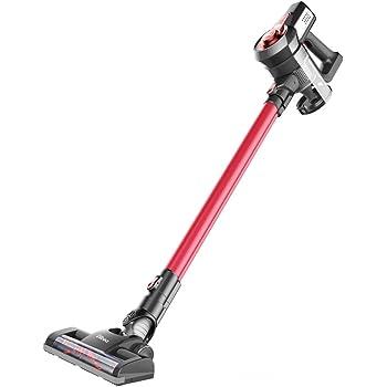 dibea c17 cordless 2 in 1 lightweight stick handheld vacuum cleaner rechargeable. Black Bedroom Furniture Sets. Home Design Ideas