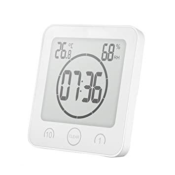 Horloge Salle De Bain Design Frais Stunning Petite Pendule Digitale ...