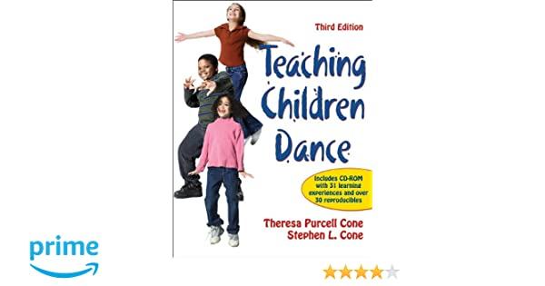 Amazon.com: Teaching Children Dance-3rd Edition (9781450402538 ...