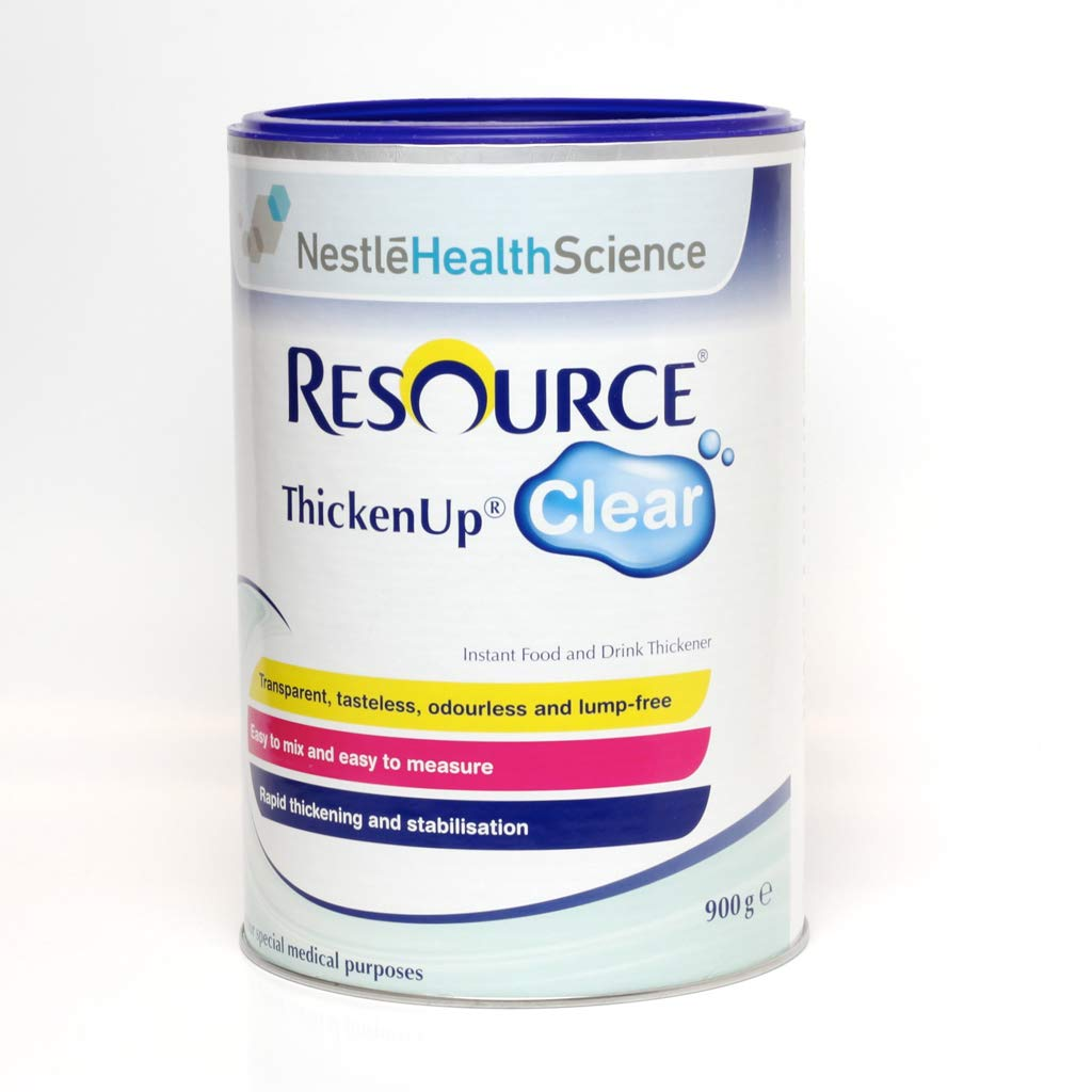 85225300 - Resource Thickenup Instant Food Thickener Unflavored 25 lbs. Box