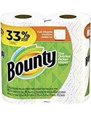 Bounty White Paper Towels, 48ct (Pack of 2)