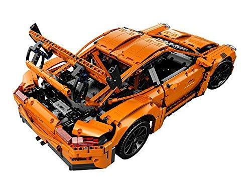 LEGO Technic Porsche 911 GT3 RS 2704pieza (S) Building Construction ...