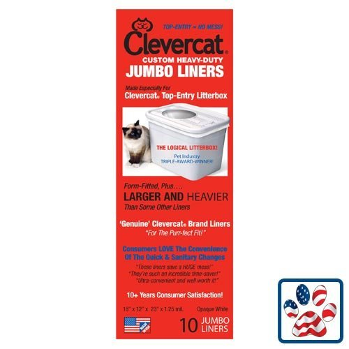 clevercat-jumbo-liners-for-clevercat-top-entry-litter-box-10-pack