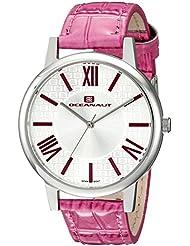 Oceanaut Womens OC7210 Analog Display Quartz Pink Watch