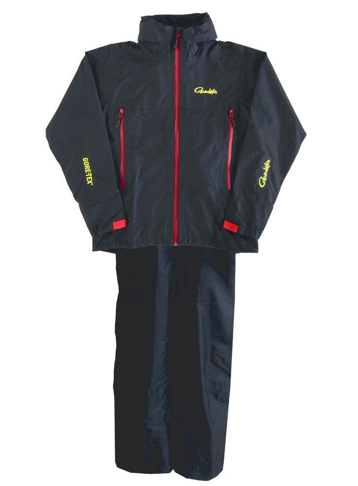 ラウンド  がまかつ(Gamakatsu) レインウェア ゴアテックス スーツ スーツ GM-3446 B01CZON5FU B01CZON5FU ブラック 3L ブラック ブラック 3L, 前沢町:babb82e4 --- arianechie.dominiotemporario.com