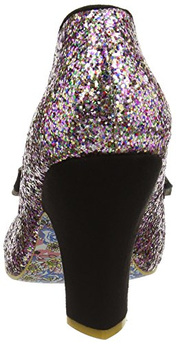 Irregular Nick Multicolore multi Choice Of Escarpins Femme Glitter Time rFBOrqWZp