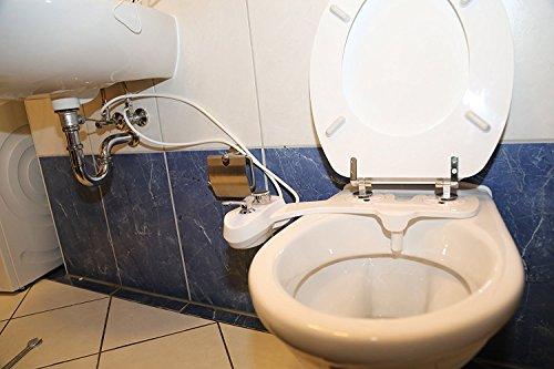 Bidet Dusch Wc Mit Warmwasser Fur Intimreinigung Nachrustbar