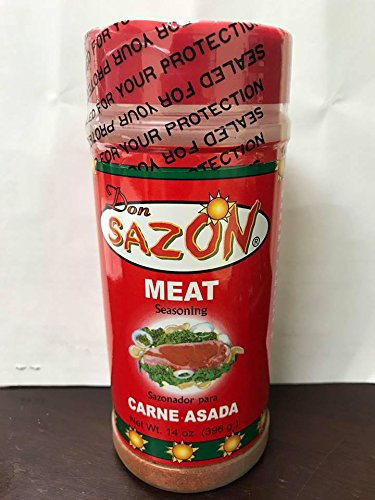 Check expert advices for don sazon meat seasoning?