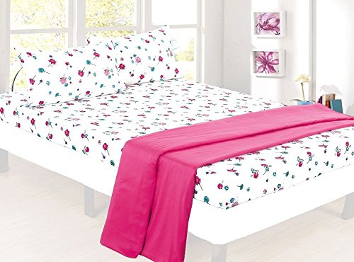 Bed Sheet Bedding Set, Beautiful Children Prints for Boys
