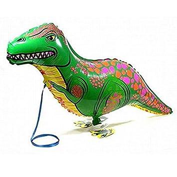TOOGOO Globo Verde de Mascota que camina Animal Andador de aire ...