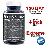 Extensions Apex Male XL™ Testosterone Boosting Solution, Energy, and Mood. - 51z8Fd 2BI 2B5L - Extensions Apex Male XL™ Testosterone Boosting Solution, Energy, and Mood.