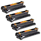 Do it Wiser ® Remanufactured Drum Unit Set For Xerox Phaser 7400 7400N 7400DN 7400DT 7400DX 7400DXF - 108R00650 108R00647 108R00648 108R00649 - Yield 30,000 Pages