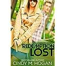 Redemption Lost (Christy Spy Novel Book 4)