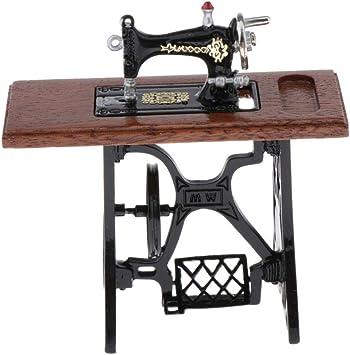 Amazon.es: CUTICATE Máquina de Coser de Metal para Muebles ...