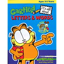 Garfield: It's All about Letters and Words (3-5 years)