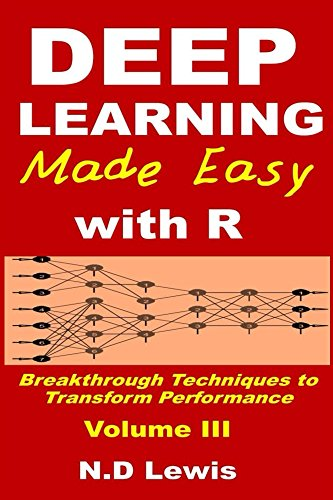 deep learning made easy with r breakthrough techniques to 読書