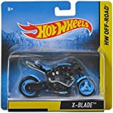 Hot Wheels - Motos Street Power 1/18