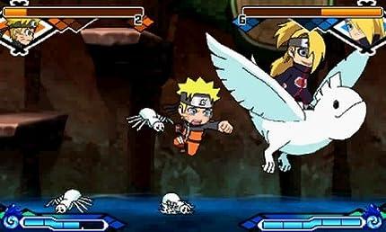 Amazon.com: Naruto Powerful Shippuden - Nintendo 3DS: Namco ...