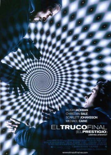 Amazon.com: Movie Posters The Prestige - 11 x 17: Posters & Prints