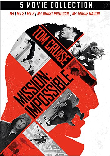 Mission: Impossible 5-Movie Collection by Paramount