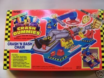 The Incredible Crash Test Dummies Crash N Bash