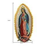 Virgin Mary Large Biker Motorcycle Patches