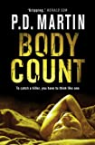 Front cover for the book Body Count by P.D. Martin