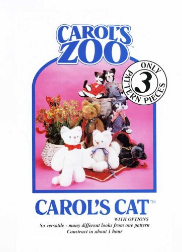 Patterns-Carol's Zoo - Cat - Carols Zoo