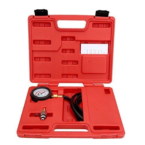 KKmoon Exhaust Back Pressure Tester Set Pressure Gauge Test Tool Kit Sensor by KKmoon