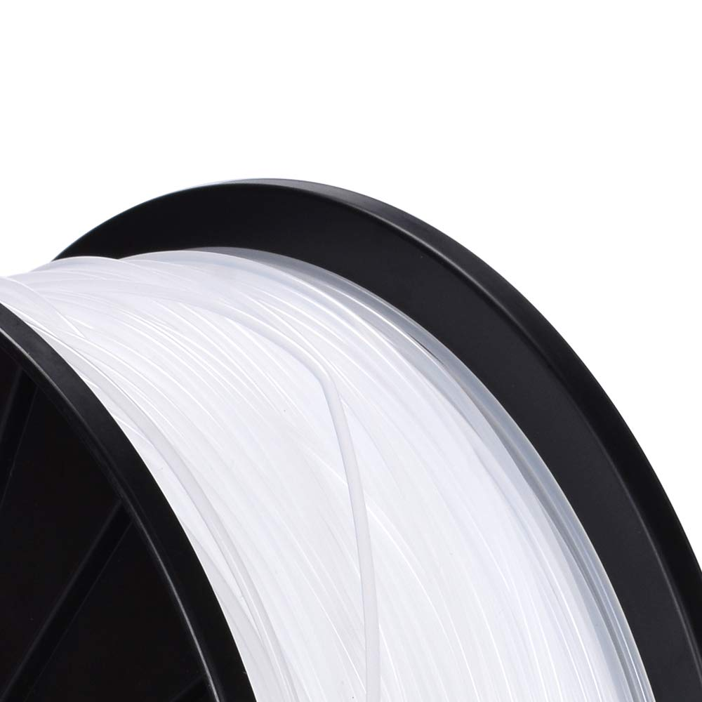 KINGPRINT 1.75mm Natural Cleaning Filament 100g Can Flexible Fold for 3D Printer Nozzle