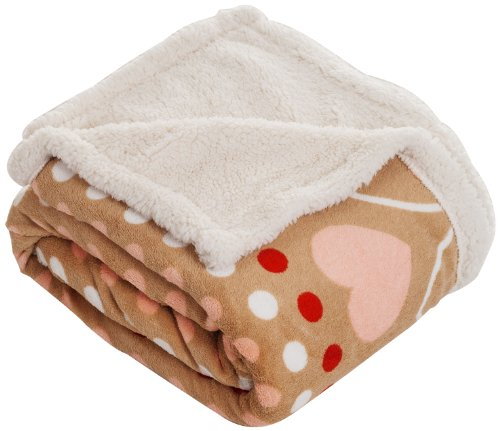Lavish Home Blanket Fleece Sherpa product image