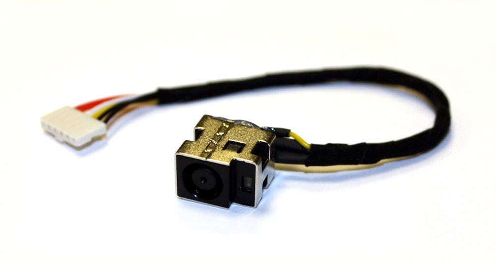 Power4Laptops HP Pavilion DV5-1120EL connettore di Alimentazione Portatile con Cavo